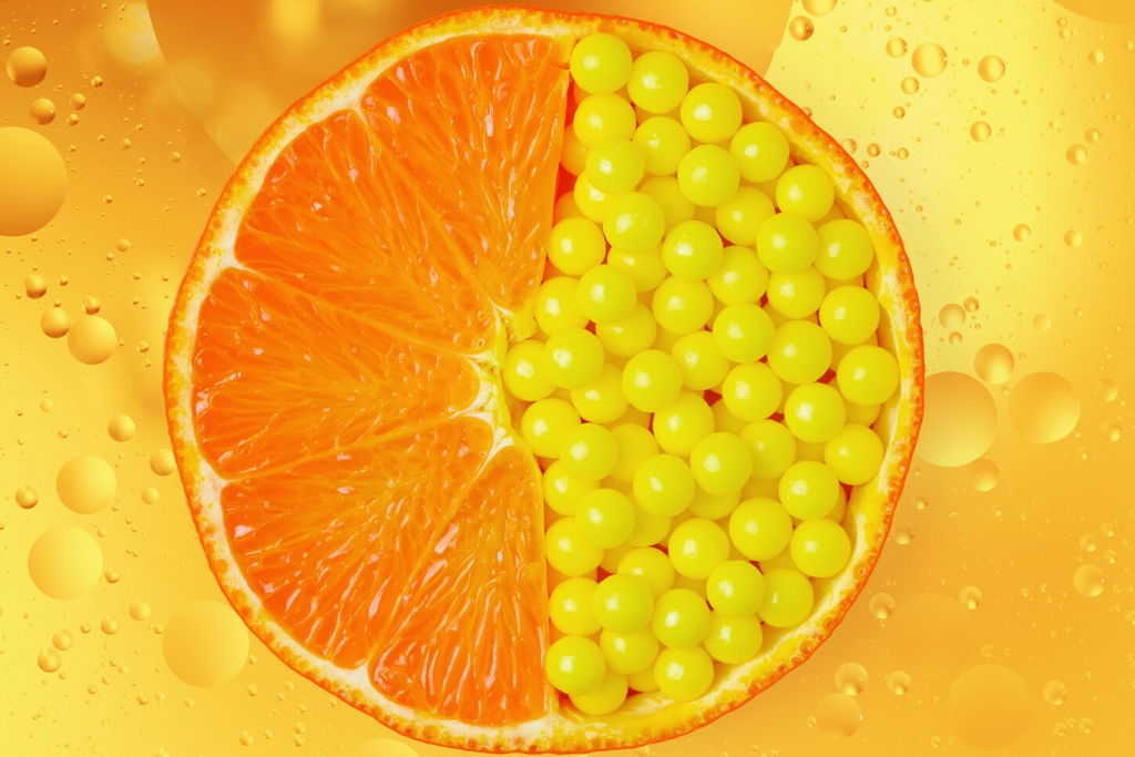 Vitamin C To Boost Immunity | Skinn Barmm