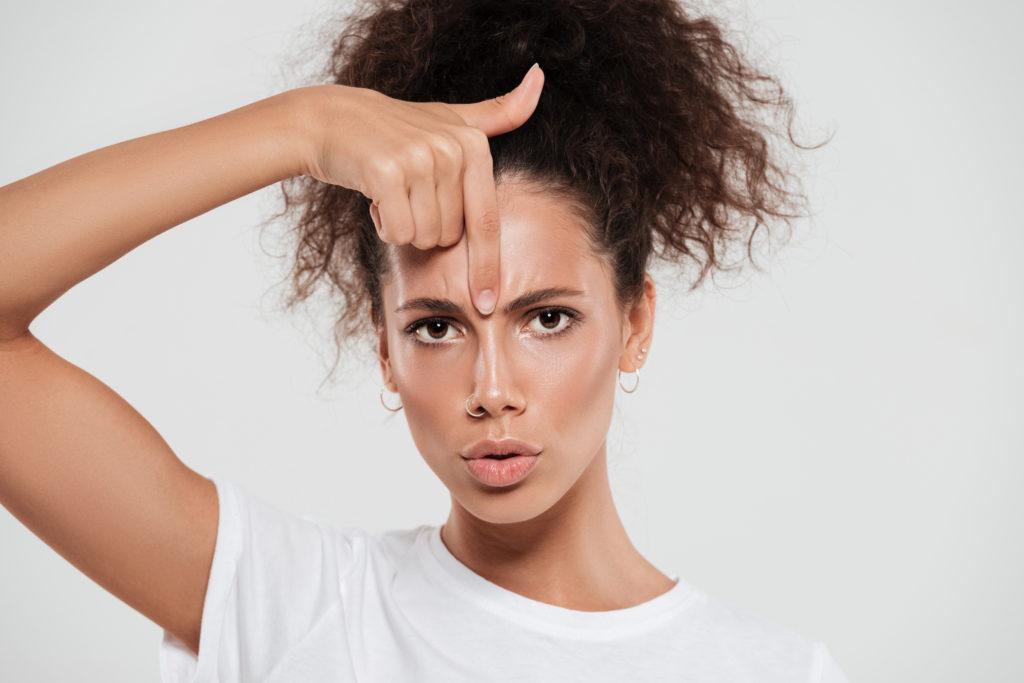 Botox To Treat Forehead Wrinkles | Skinn Bar