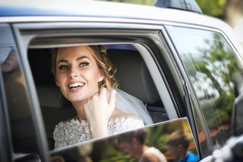 Bride In The Car | Skinn Bar